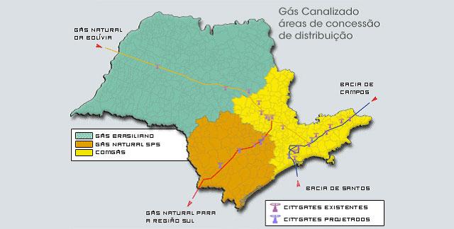 Monografia negocio de petroleo e gas